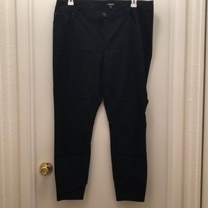 Torrid slim fit pants. Size 22